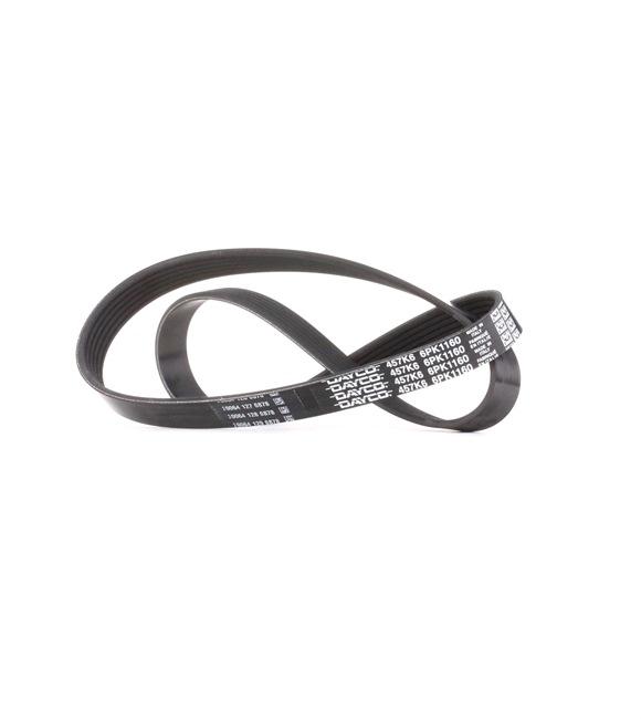 Dayco 6PK1160 Poly Rib Belt