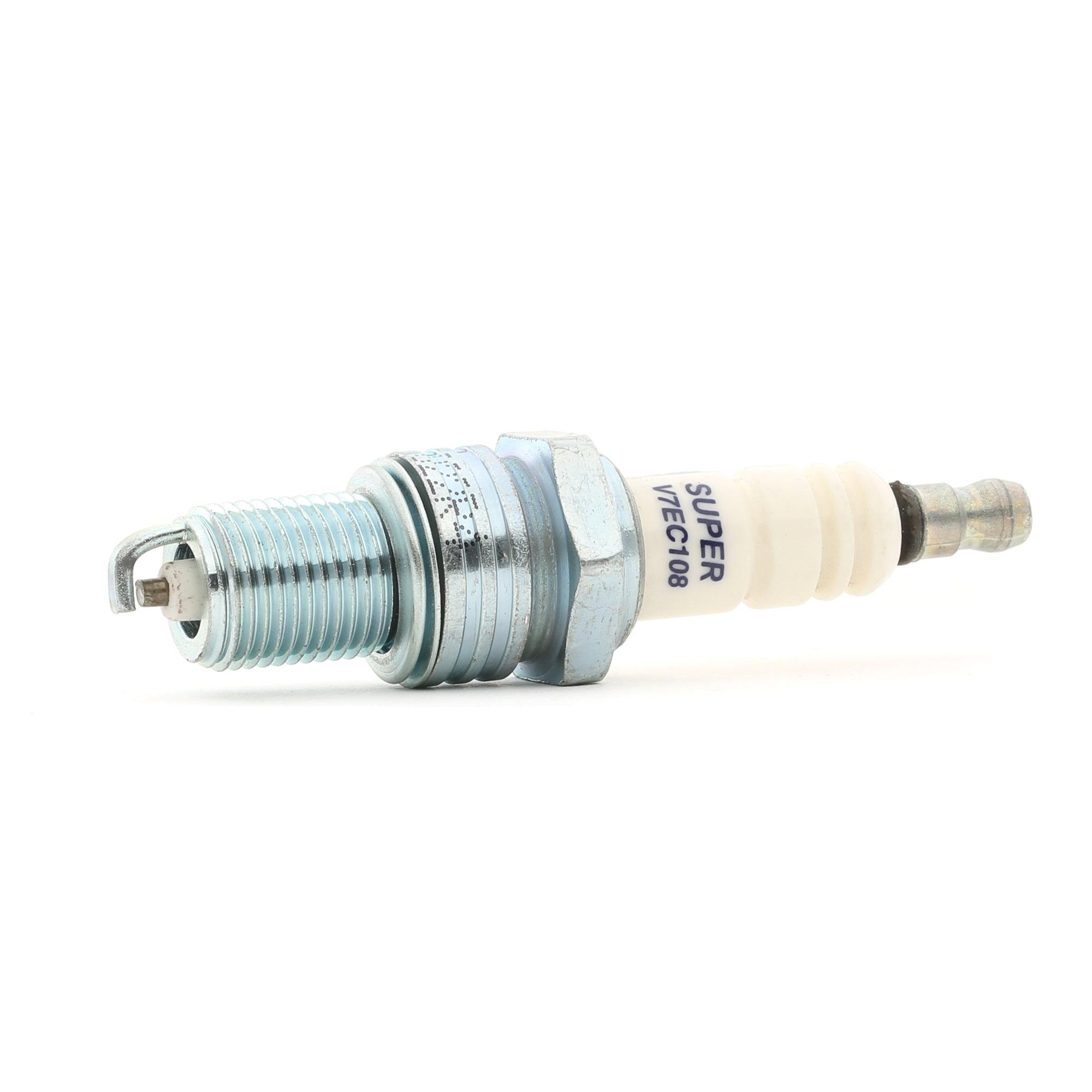 Achat de V99-75-0027 VEMO Q+, original equipment manufacturer quality Écart. électr.: 0,7mm, Filetage: M14 x 1,25 Bougie d'allumage V99-75-0027 pas chères
