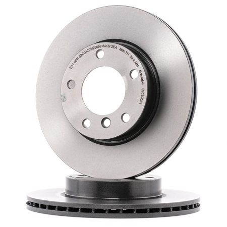 Brake Disc 09.5390.31 for BMW Z3 at a discount — buy now!