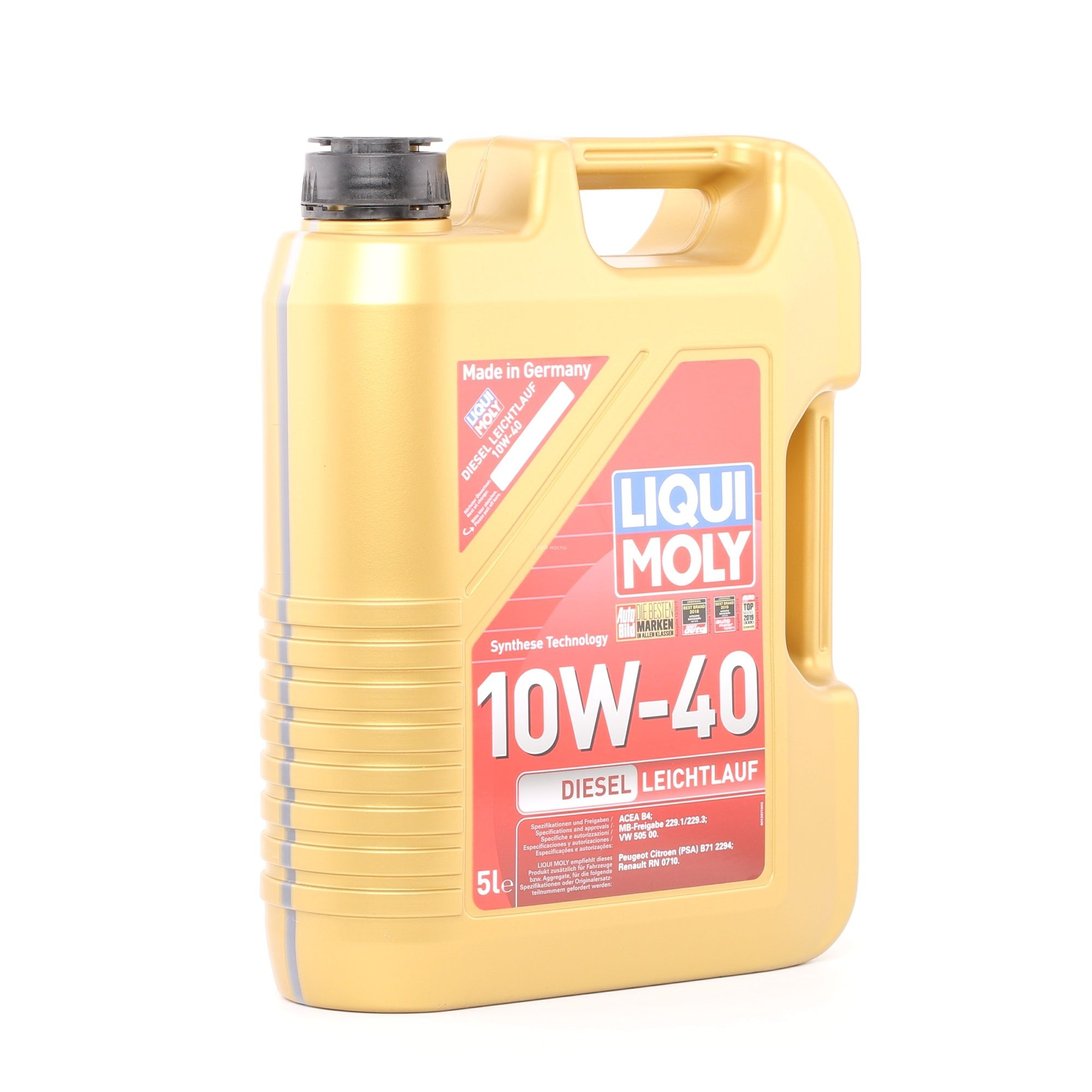 LIQUI MOLY: Original Motorenöl 1387 ()