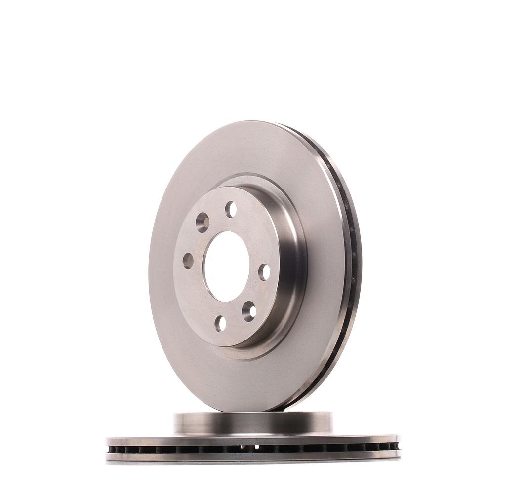 Pirkti BG2625 DELPHI ventiliuojama, 13 Ø: 259mm, stabdžių disko storis: 21mm Stabdžių diskas BG2625 nebrangu