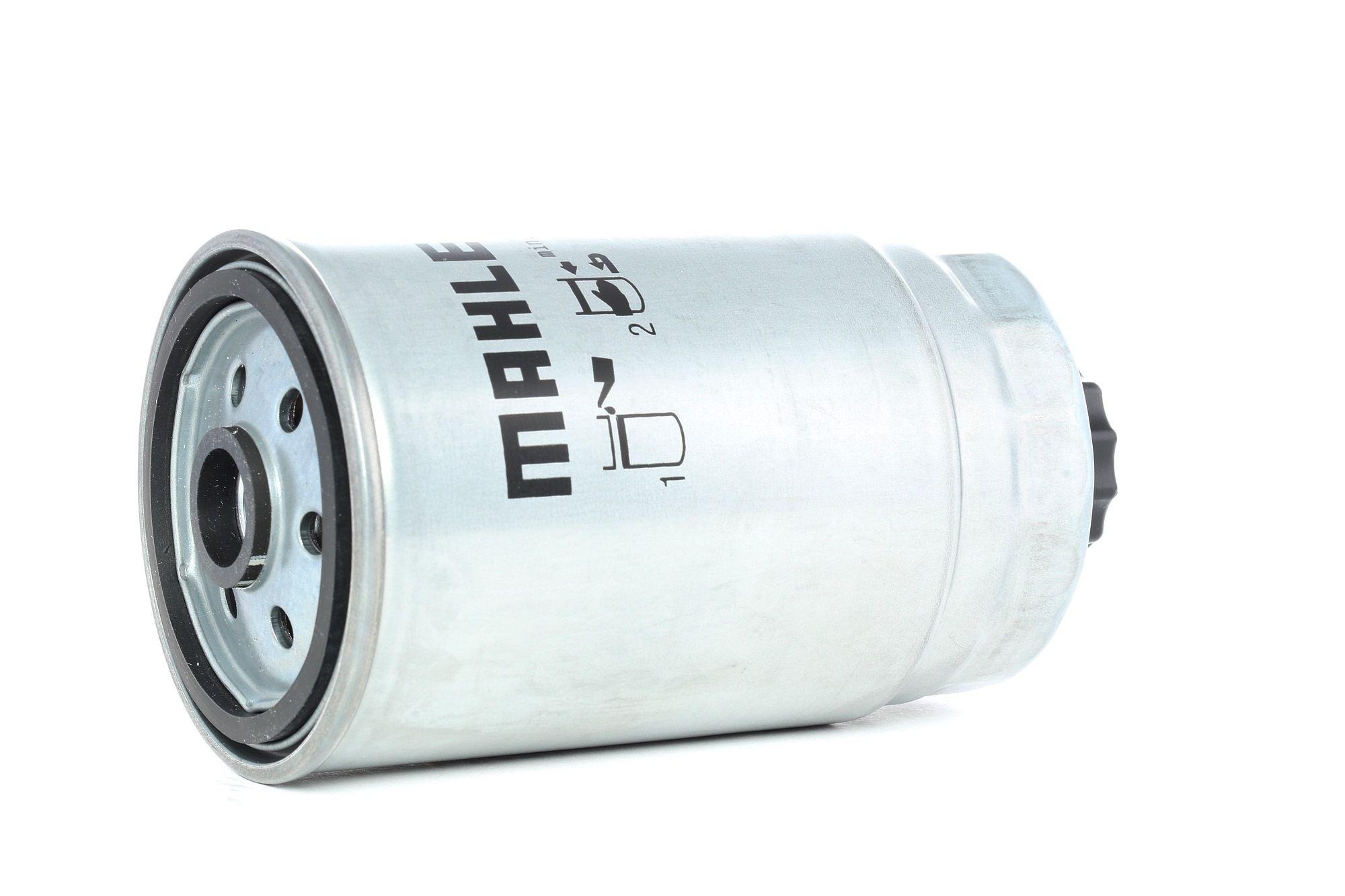 Achetez Filtre à carburant MAHLE ORIGINAL KC 140 (Hauteur: 159mm, Diamètre du boîtier: 81mm) à un rapport qualité-prix exceptionnel