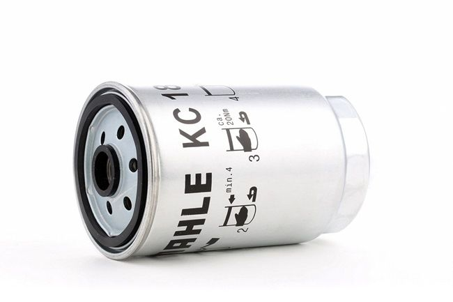 buy and replace Fuel filter MAHLE ORIGINAL KC 18