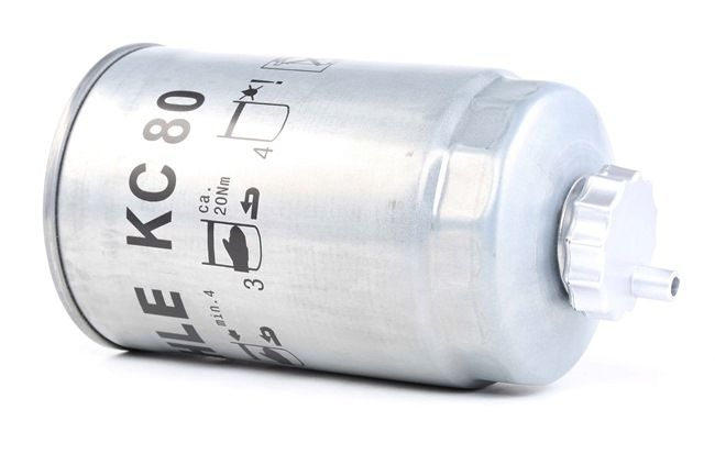 MAHLE ORIGINAL Kuro filtras KC 80
