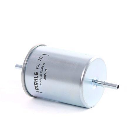palivovy filtr KL 79 s vynikajícím poměrem mezi cenou a MAHLE ORIGINAL kvalitou