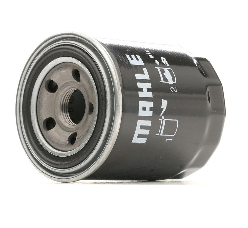 MAHLE ORIGINAL: Original Autofilter OC 115 (Innendurchmesser 2: 52mm, Innendurchmesser 2: 52mm, Ø: 76,0mm, Außendurchmesser 2: 63mm, Ø: 76,0mm, Höhe: 93mm)