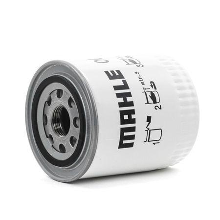 MAHLE ORIGINAL: Original Ölfilter OC 238 (Innendurchmesser 2: 62mm, Außendurchmesser 2: 72mm, Ø: 93,2mm, Höhe: 112mm)