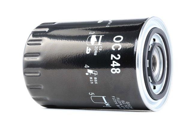 Поръчайте OC 248 MAHLE ORIGINAL Маслен филтър сега