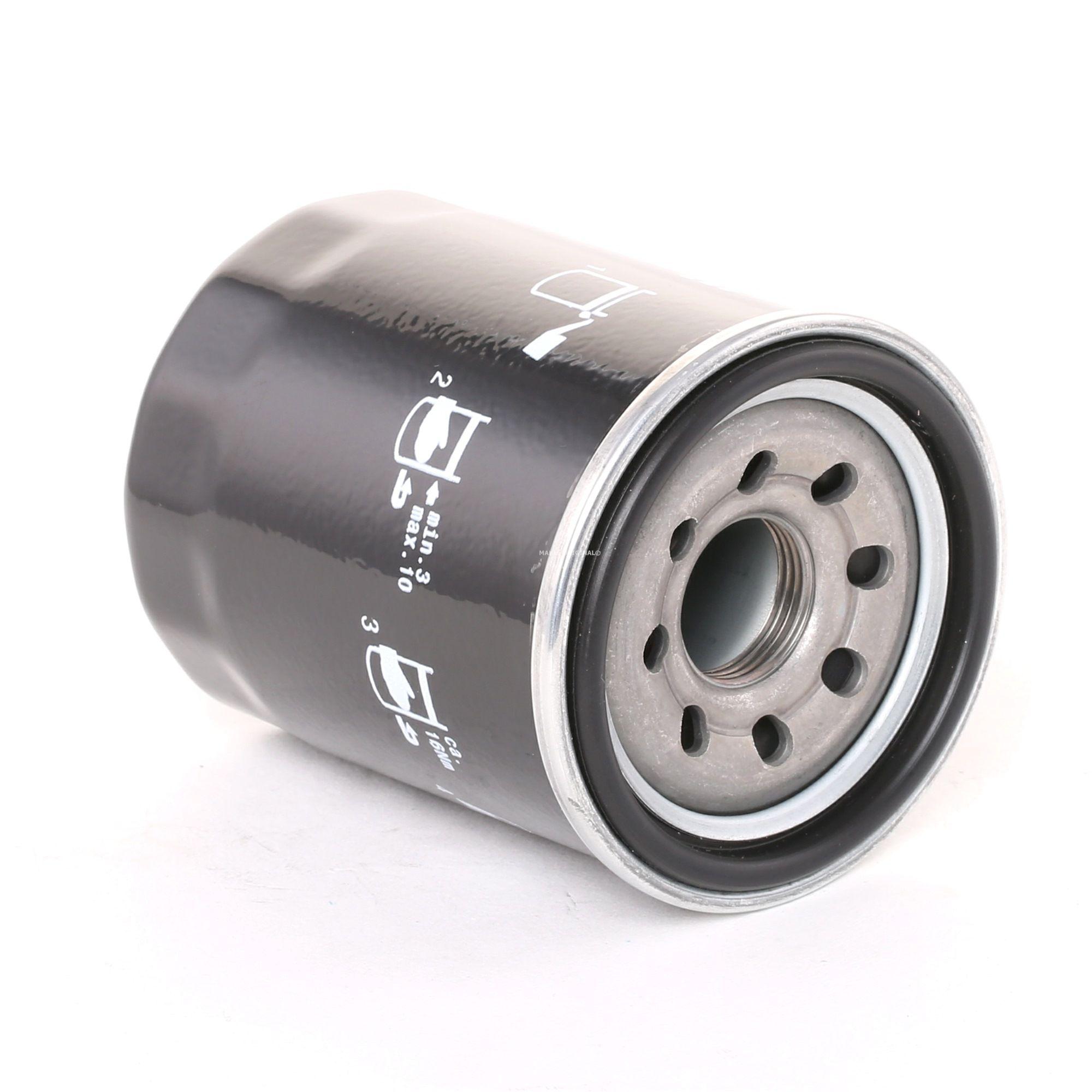 76886907 MAHLE ORIGINAL Anschraubfilter Innendurchmesser 2: 52mm, Innendurchmesser 2: 52mm, Ø: 65,5mm, Außendurchmesser 2: 63mm, Ø: 65,5mm, Höhe: 87mm Ölfilter OC 495 günstig kaufen