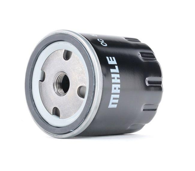 72014041 MAHLE ORIGINAL Skruvfilter Innerdiameter 2: 62,5mm, Ø: 76,3mm, H: 79,5mm Oljefilter OC 5 köp lågt pris