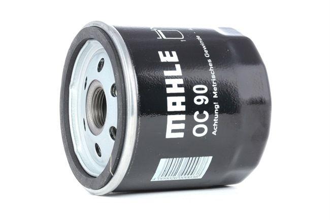 Filtru ulei MAHLE ORIGINAL OC 90 cumpărați și înlocuiți