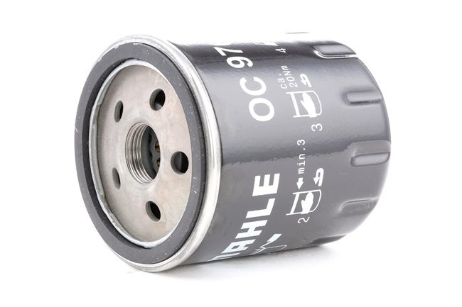 Buy MAHLE ORIGINAL Oil Filter OC 976 for IVECO at a moderate price