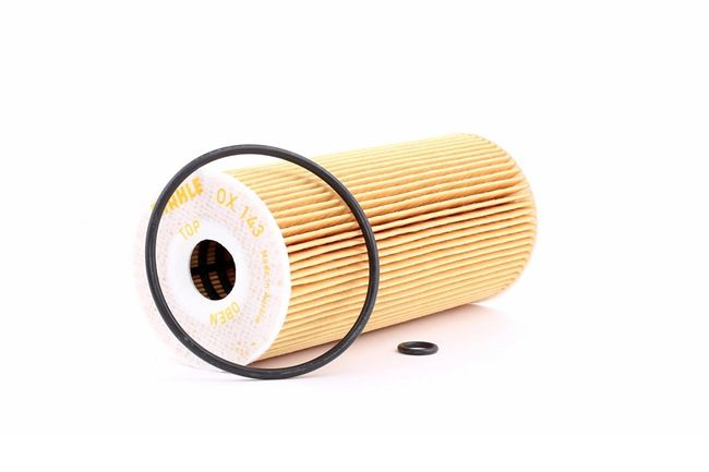 MAHLE ORIGINAL Oil Filter OX 143D