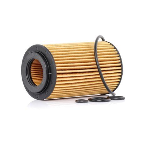 MAHLE ORIGINAL Olejový filtr OX 153/7D