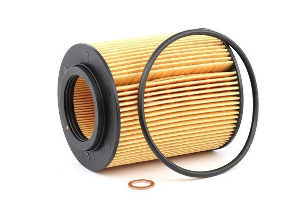 79926020 MAHLE ORIGINAL Filtereinsatz Innendurchmesser 2: 42,6mm, Ø: 83,5mm, Höhe: 104,5mm, Höhe 1: 94,0mm Ölfilter OX 154/1D günstig kaufen