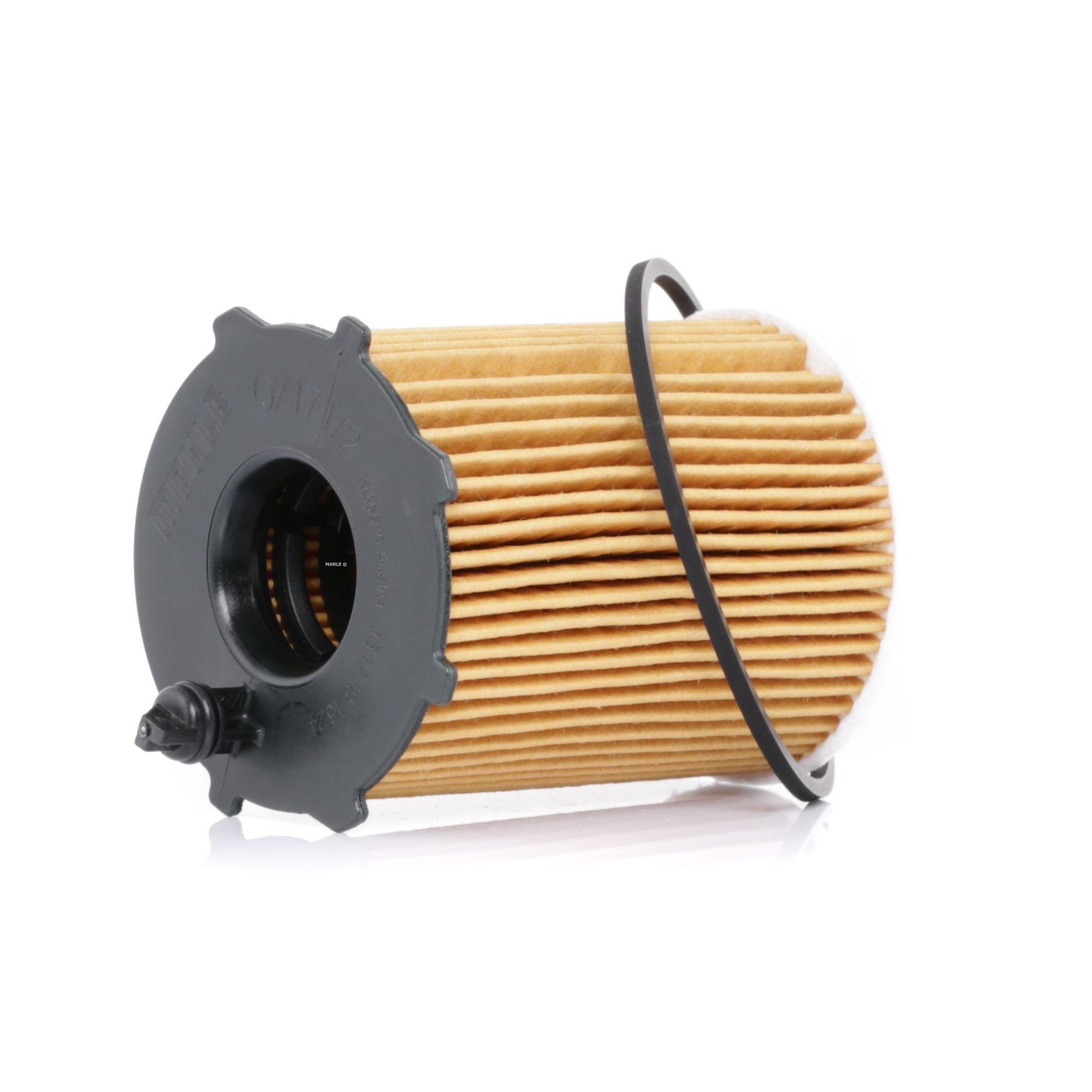 Buy original Oil filter MAHLE ORIGINAL OX 171/2D