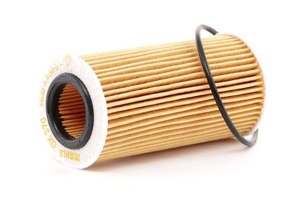 MAHLE ORIGINAL Alyvos filtras OX 370D