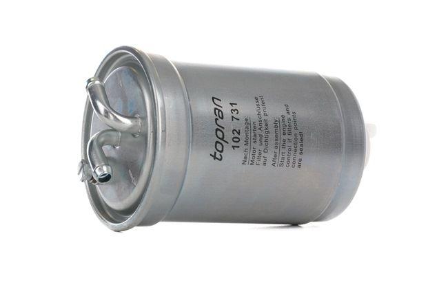 Palivový filtr 102 731 TOPRAN – jenom nové autodíly