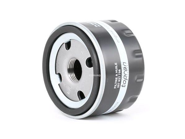 Купете 207 027 TOPRAN навиващ филтър височина: 54мм Маслен филтър 207 027 евтино