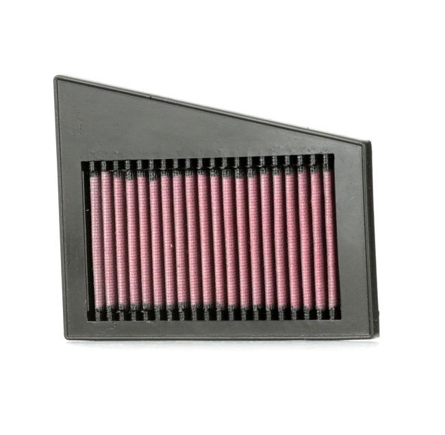 Origine Filtre à air K&N Filters 33-2194 (Longueur: 171mm, Largeur: 102mm, Hauteur: 22mm)