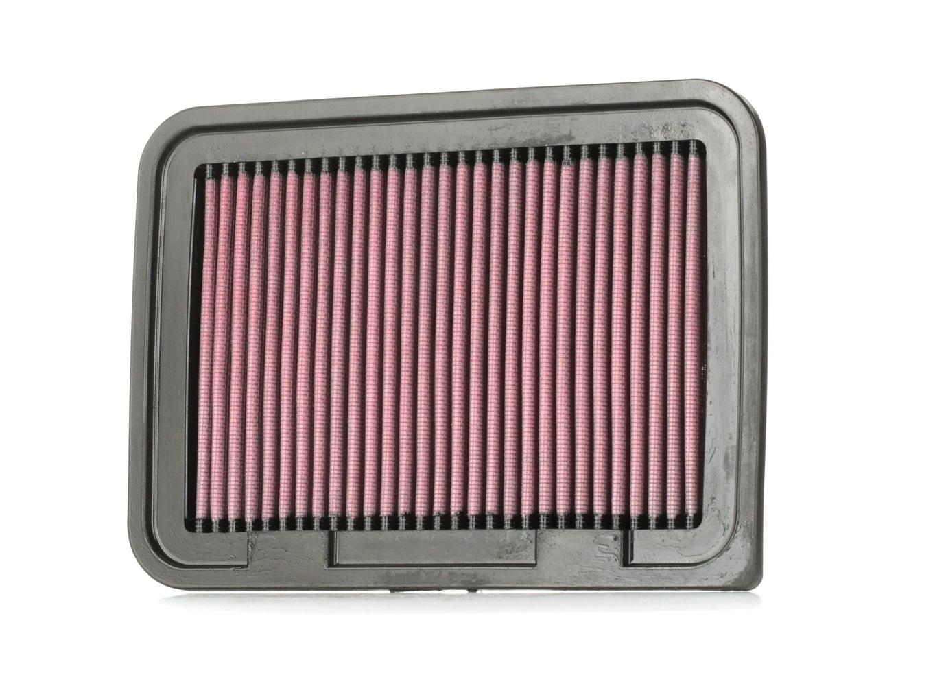 Reservdelar TOYOTA VERSO 2013: Luftfilter K&N Filters 33-2360 till rabatterat pris — köp nu!