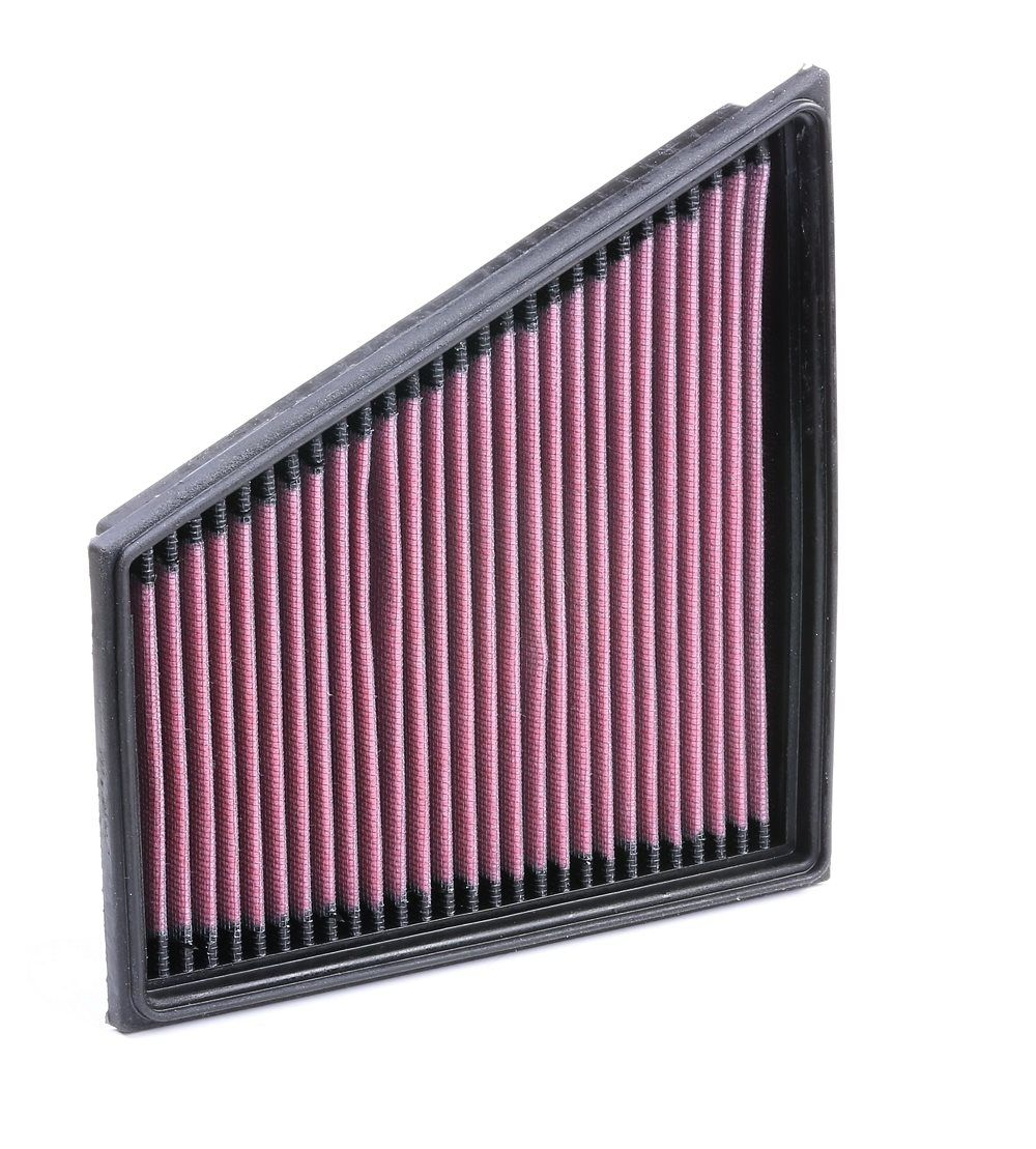K&N Filters: Original Luftfiltereinsatz 33-2830 (Länge: 213mm, Länge: 213mm, Breite: 208mm, Höhe: 30mm)