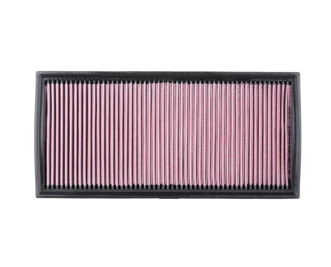 Origine Filtre à air K&N Filters 33-2857 (Longueur: 387mm, Largeur: 186mm, Hauteur: 30mm)