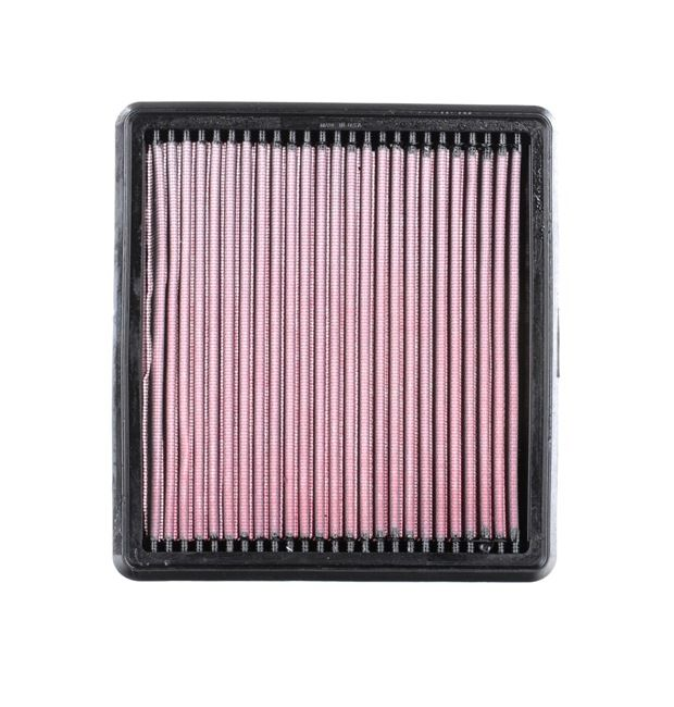 Air filter 33-2935 with an exceptional K&N Filters price-performance ratio