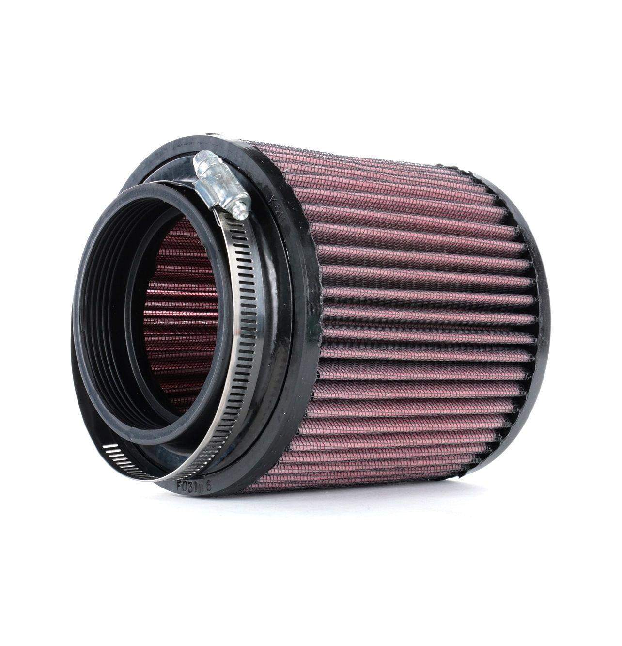K&N Filters: Original Luftfilter E-2021 (Länge: 130mm, Länge: 130mm, Breite: 128mm, Höhe: 117mm)