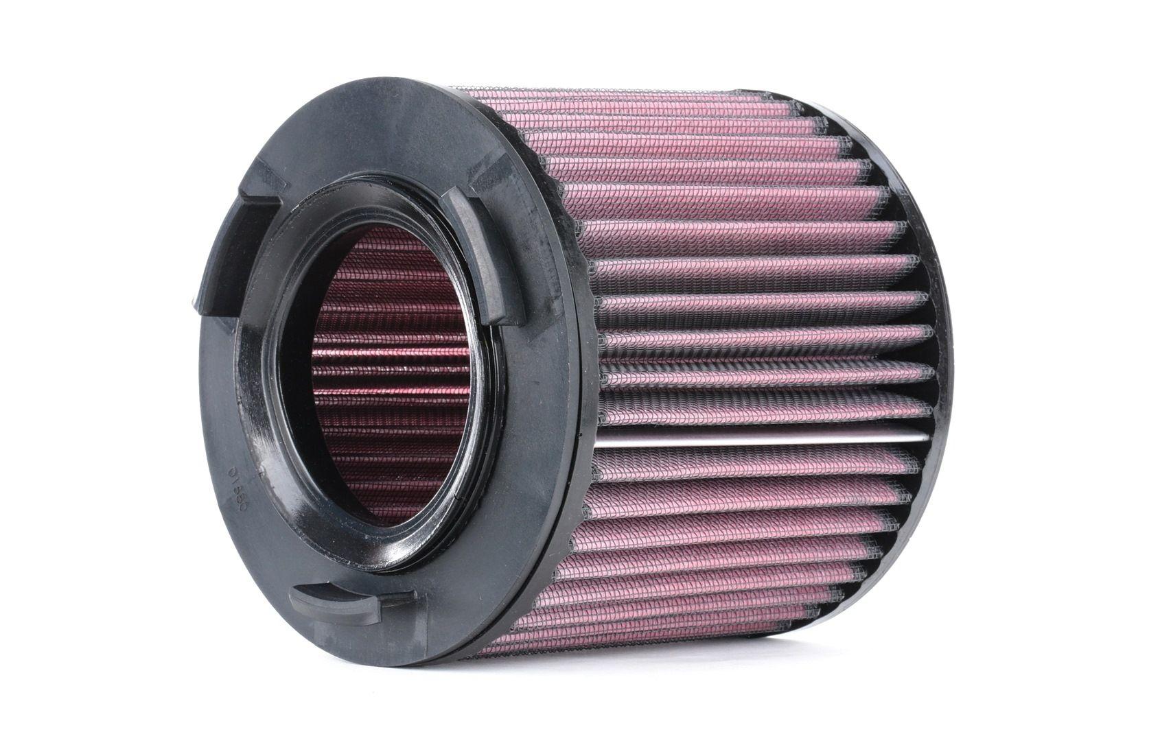 K&N Filters: Original Luftfilter E-2997 (Länge: 143mm, Länge: 143mm, Breite: 76mm, Höhe: 129mm)