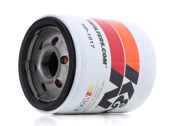 Oil filter HP-1017 with an exceptional K&N Filters price-performance ratio