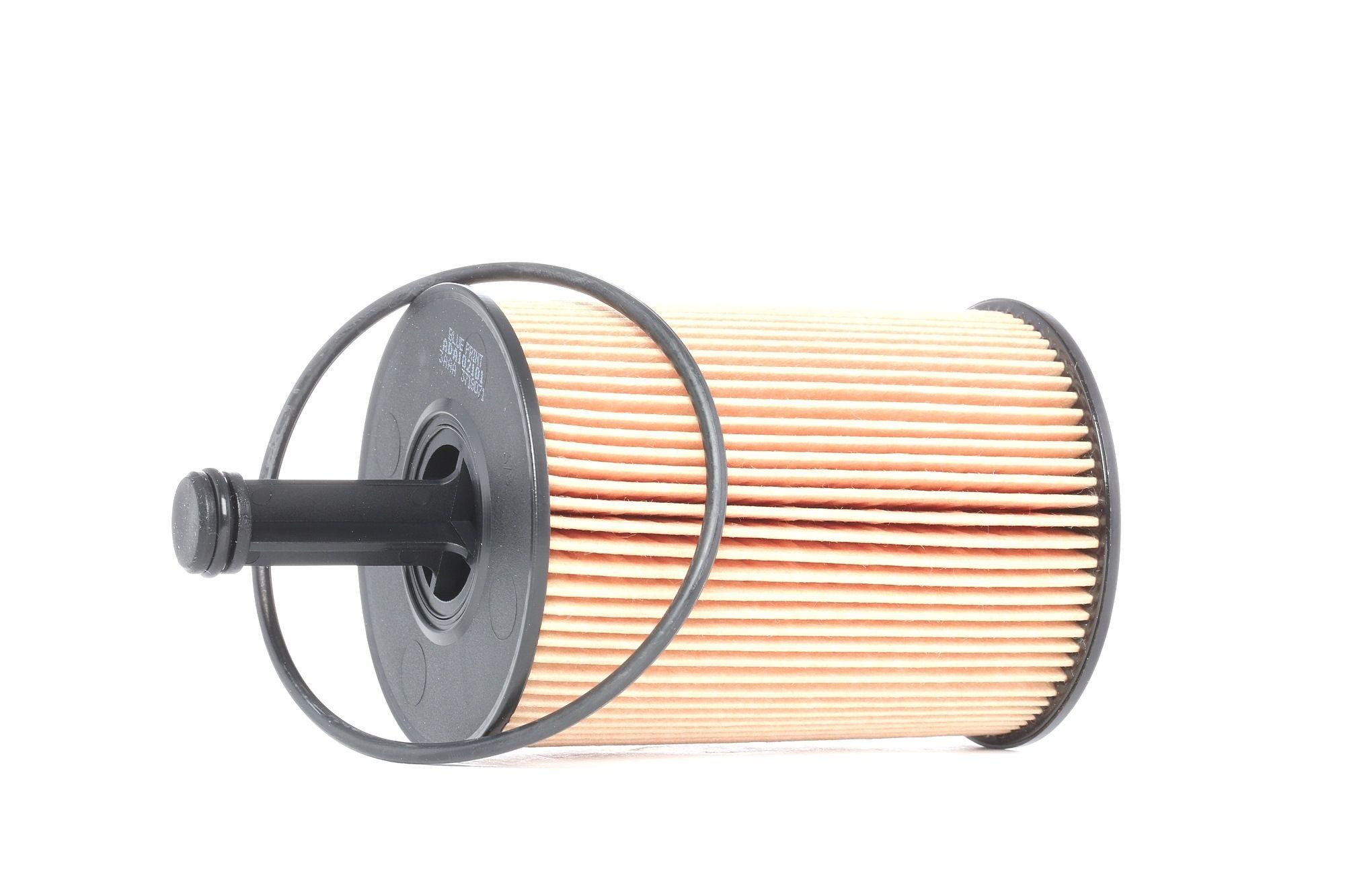 ADA102101 BLUE PRINT Filtereinsatz, mit Einspritzventil Innendurchmesser: 28,5mm, Ø: 71,0mm, Höhe: 141mm Ölfilter ADA102101 günstig kaufen