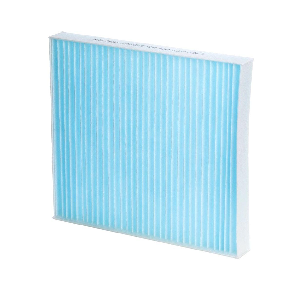 BLUE PRINT: Original Innenraumluftfilter ADA102509 (Breite: 194,5mm, Höhe: 25mm, Länge: 216mm)