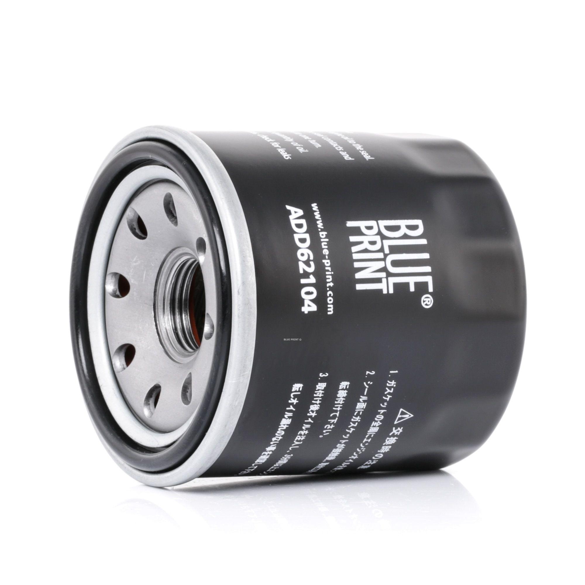 Origine Filtre à huile BLUE PRINT ADD62104 (Ø: 69,5mm, Hauteur: 65mm)
