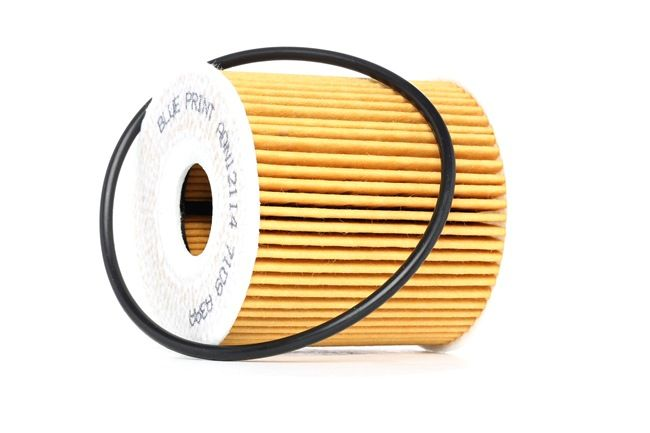 buy and replace Oil Filter BLUE PRINT ADN12114