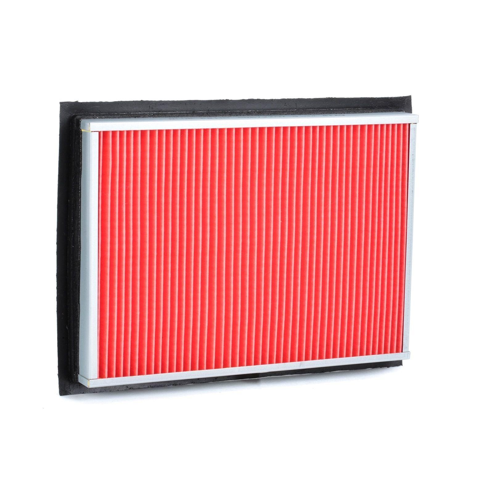 NISSAN ROGUE 2012 Filteranlage - Original BLUE PRINT ADS72207 Länge: 230mm, Länge: 230mm, Breite: 170,0mm, Höhe: 35mm