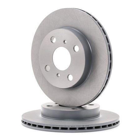 febi bilstein 26068 disco freno set di 2 dischi anteriore