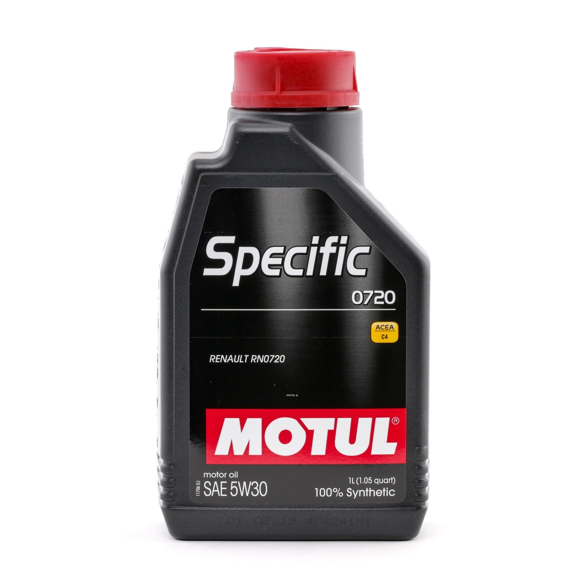 Achetez Huile moteur MOTUL 102208 () à un rapport qualité-prix exceptionnel