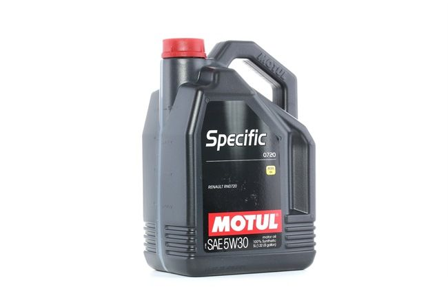 originali MOTUL Olio motore per auto 3374650234465 5W-30, 5l, Olio sintetico