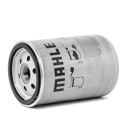 77827512 MAHLE ORIGINAL Anschraubfilter Höhe: 119,5mm, Höhe: 118,0mm Kraftstofffilter KC 24 günstig kaufen