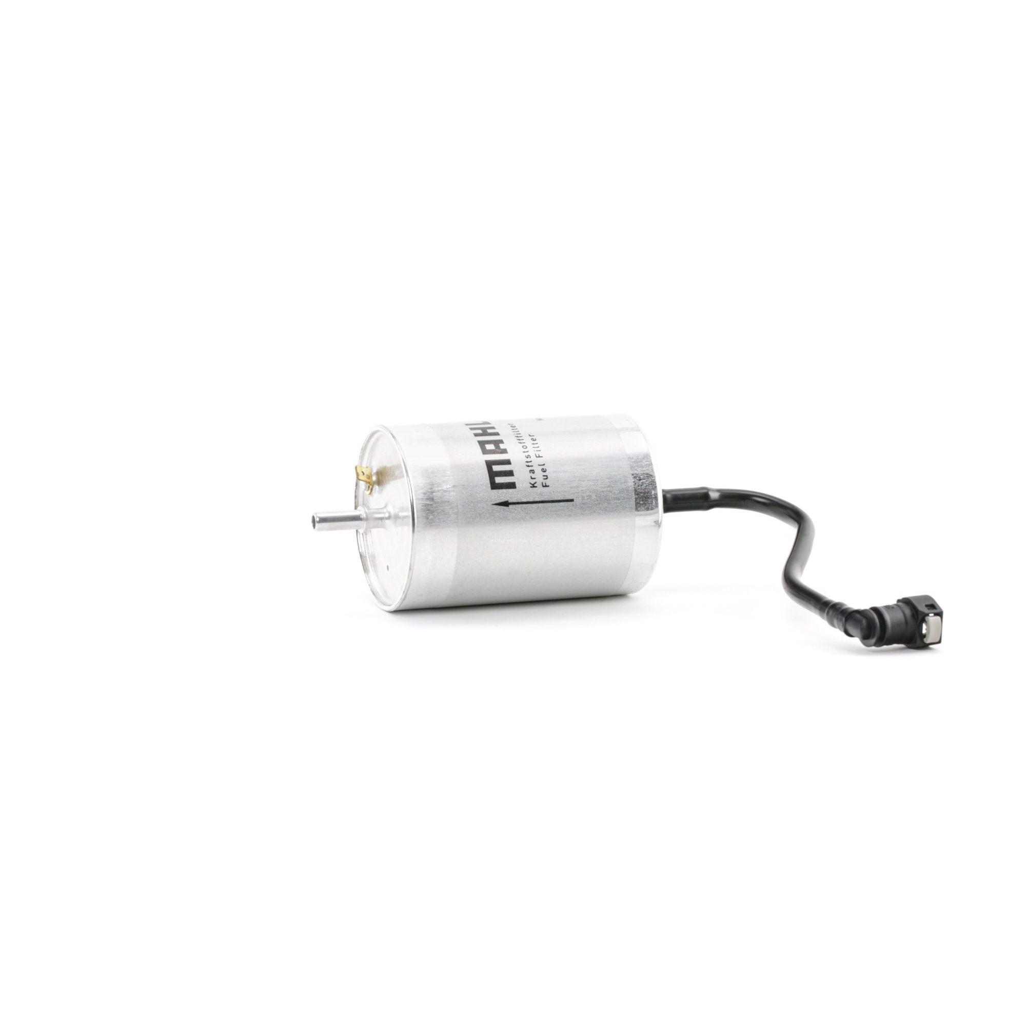 MAHLE ORIGINAL: Original Kraftstofffilter KL 80 (Höhe: 167mm, Gehäusedurchmesser: 75mm)
