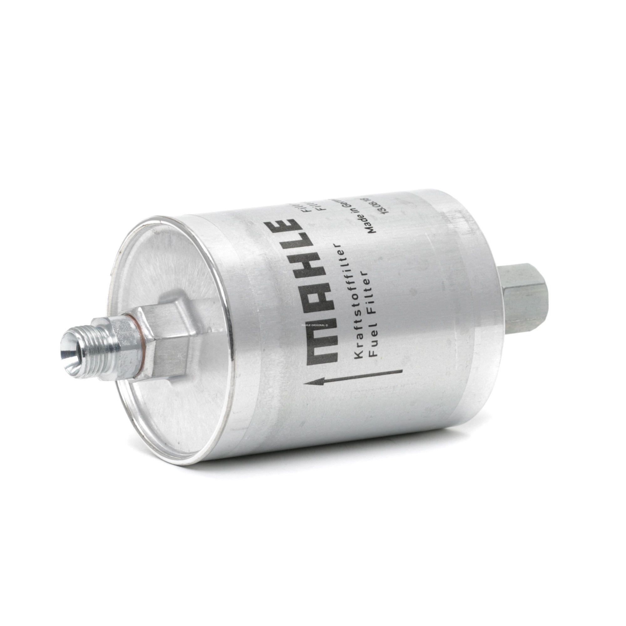 MAHLE ORIGINAL: Original Spritfilter KL 21 (Höhe: 164mm)