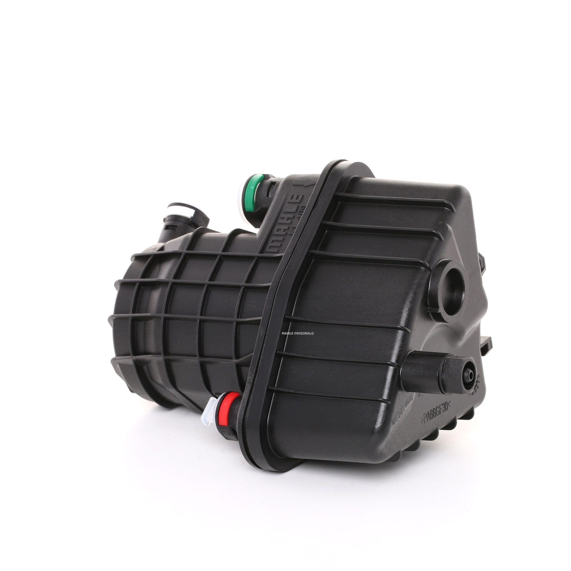 76832869 MAHLE ORIGINAL Leitungsfilter Höhe: 188mm, Gehäusedurchmesser: 118mm Kraftstofffilter KL 469 günstig kaufen