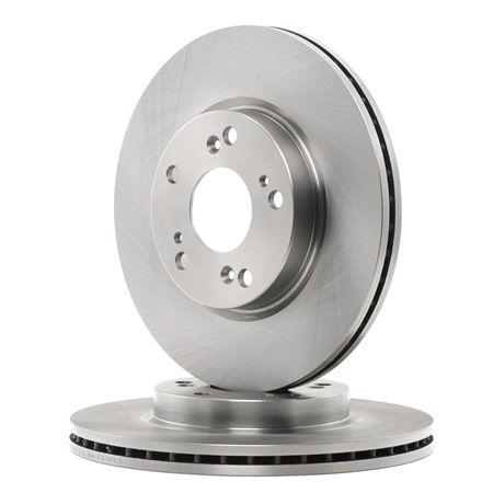 FERODO Brake Disc DDF1539