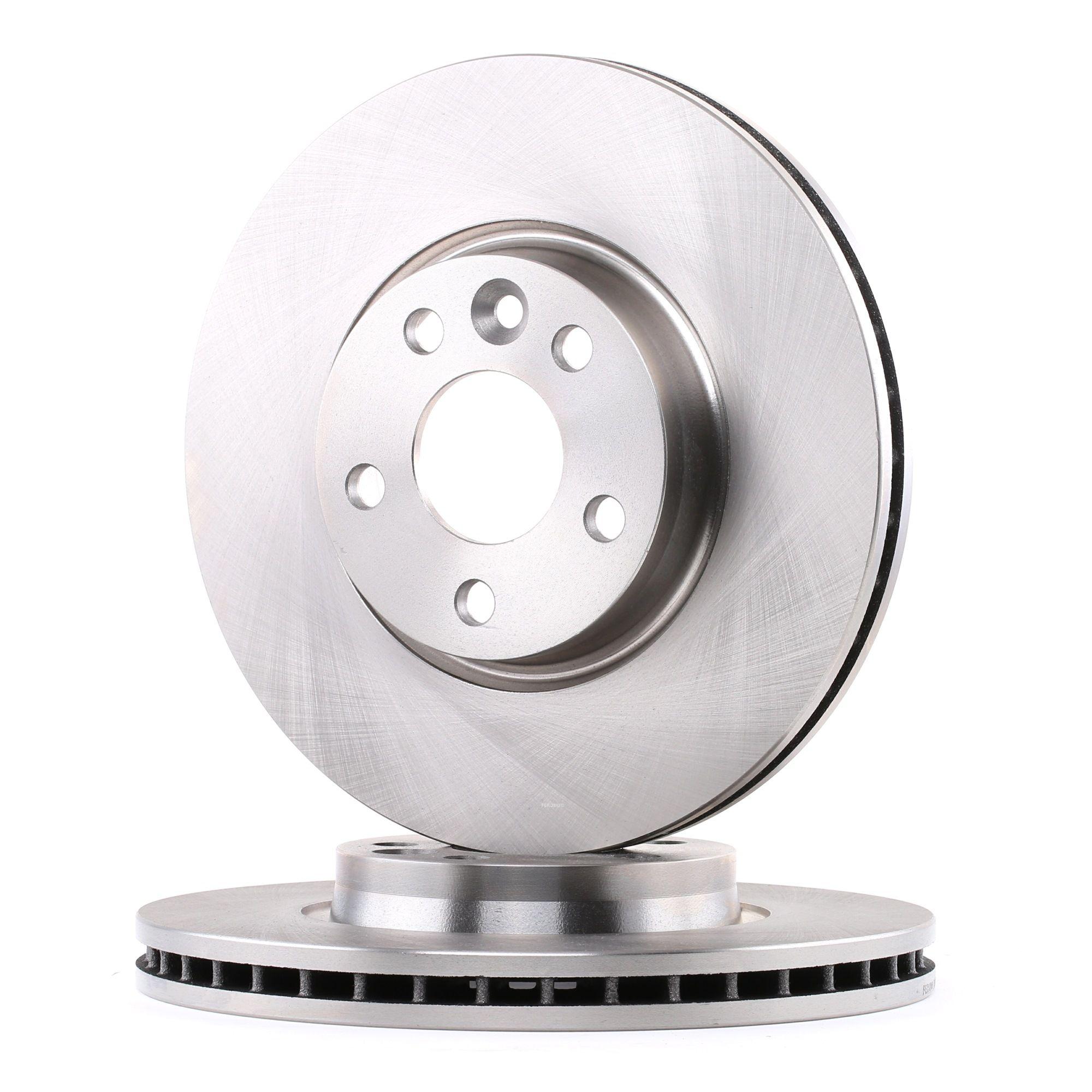 Buy original Brake rotors set FERODO DDF1567