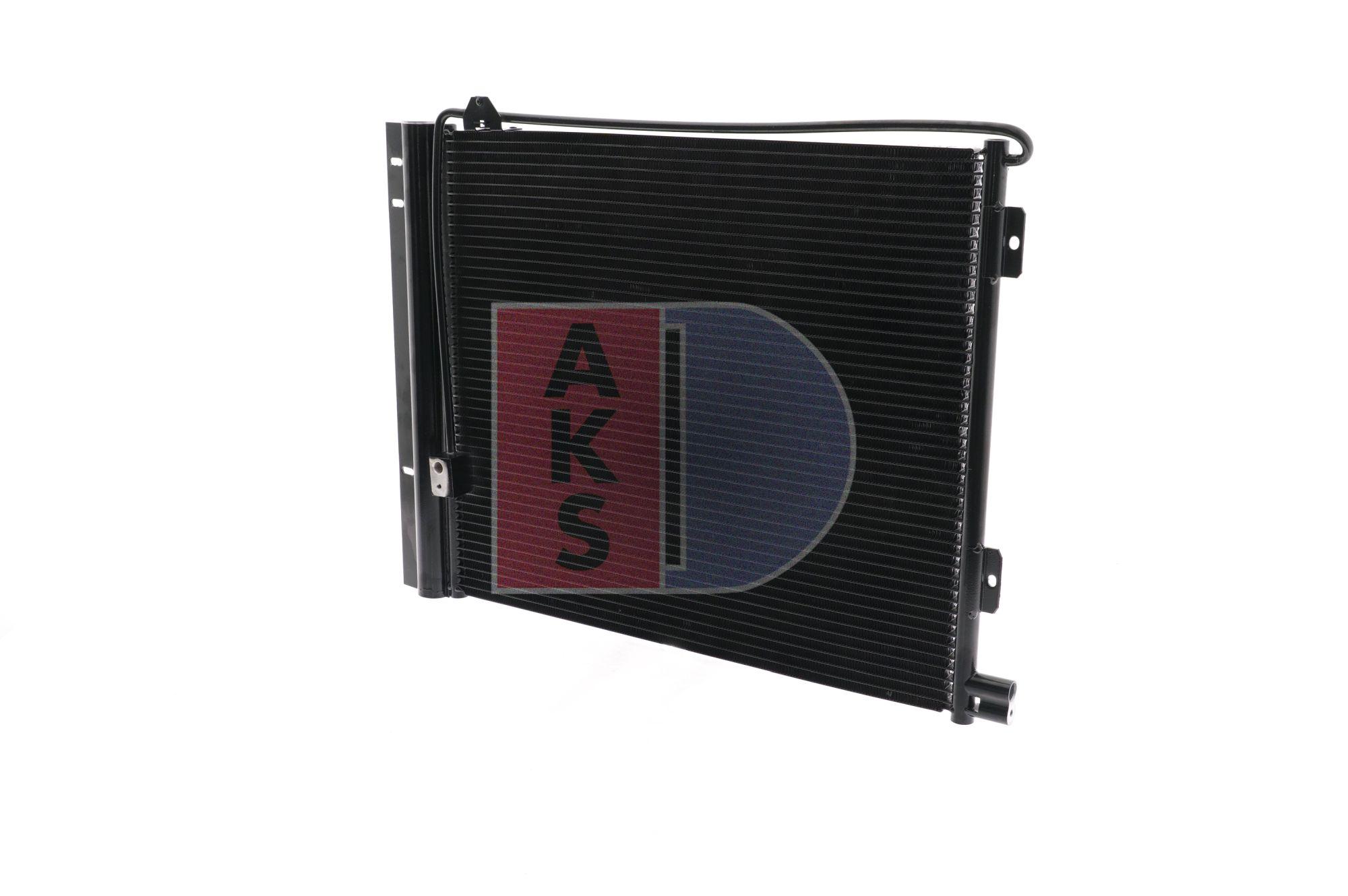 AKS DASIS Kondensor, klimatanläggning till MAN - artikelnummer: 262003N