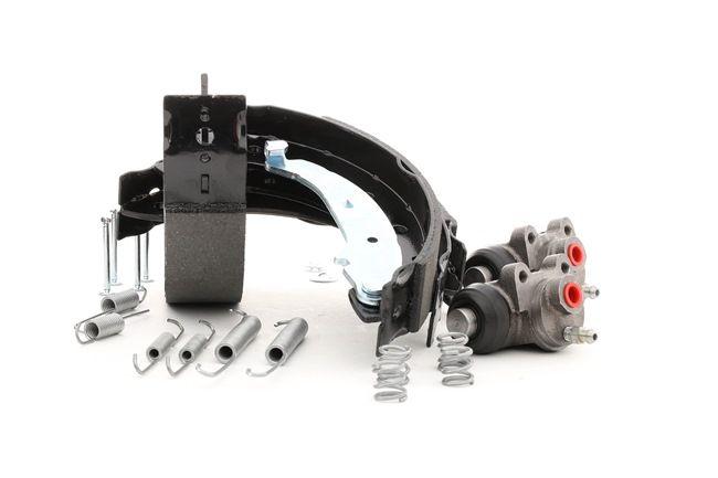 BOSCH 0204113735 Bremsbelagsatz Trommelbremse Twingo c06 1.2 16V 2001 75 PS - Premium Autoteile-Angebot