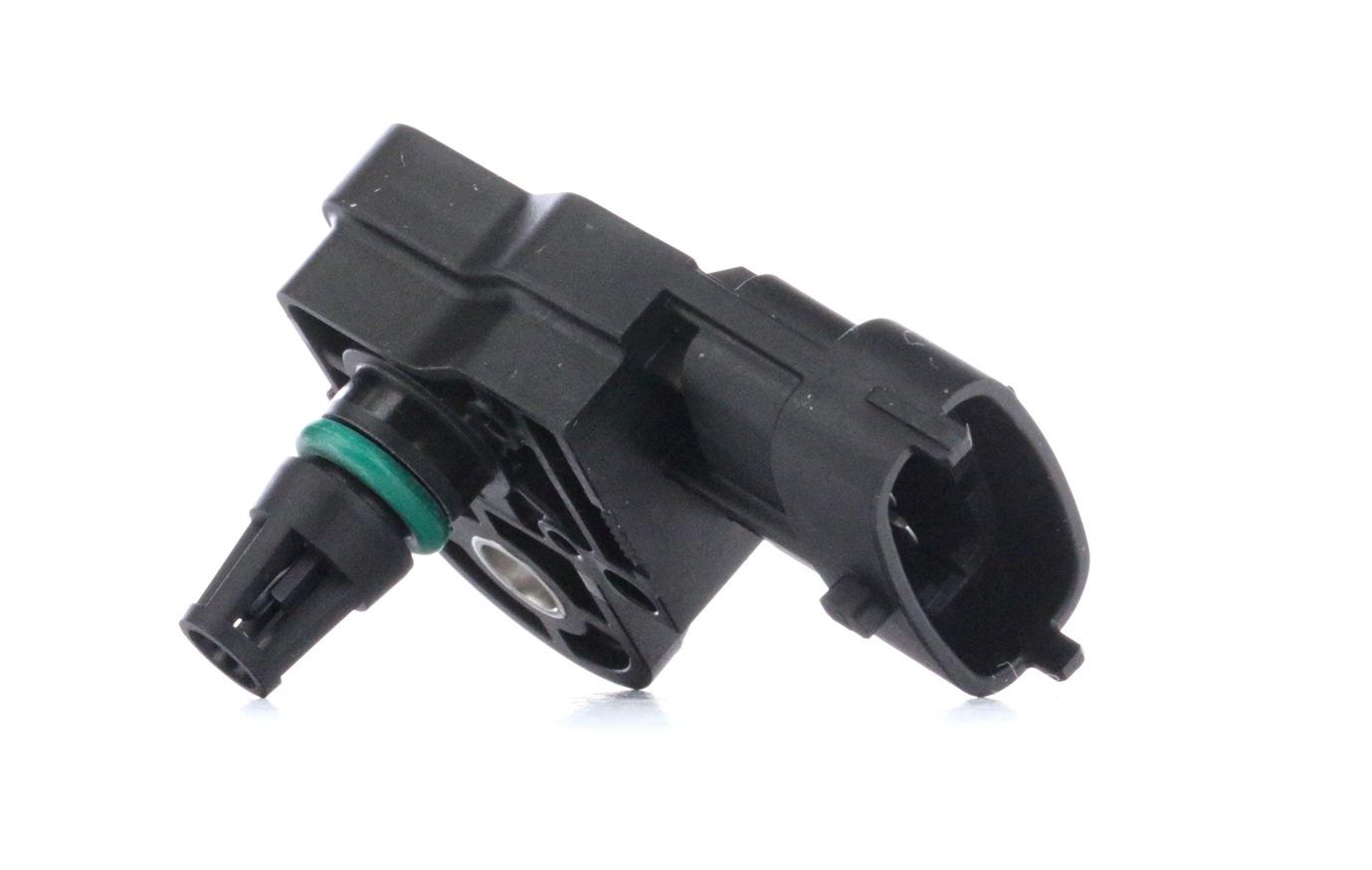 Reservdelar OPEL MOKKA 2013: Sensor, laddtryck BOSCH 0 281 006 076 till rabatterat pris — köp nu!