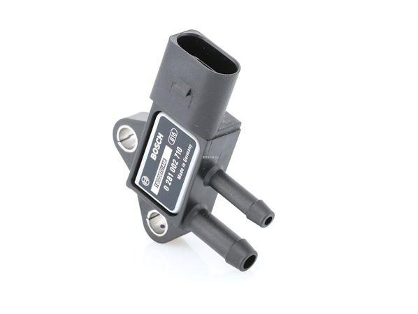 BOSCH Sensor, Abgasdruck 0 281 002 710 Günstig mit Garantie kaufen