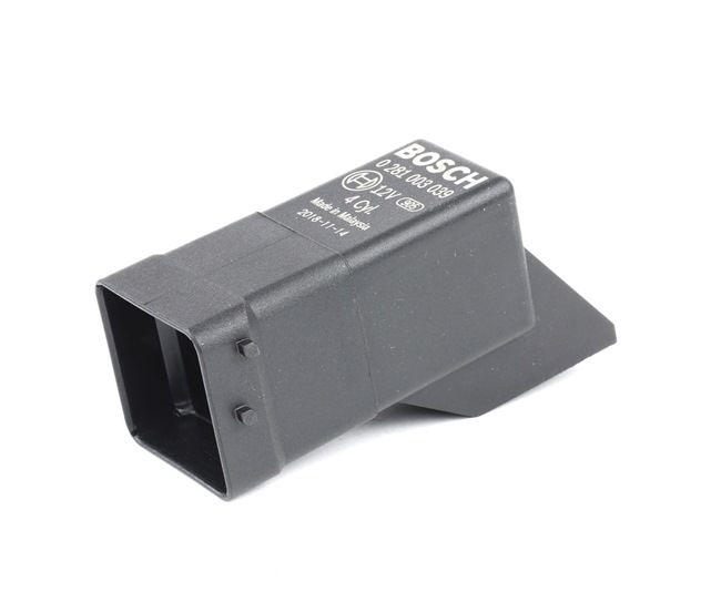 0 281 003 039 BOSCH Control Unit, glow plug system 0 281 003 039 cheap